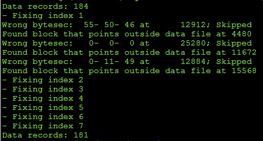 MySQL:Table 'history_uint' is marked as crashed and should be repaired