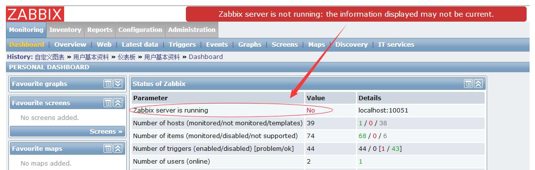 在lnmp环境下编译安装zabbix